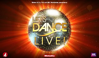 Let's Dance Live! - INSTÄLLT tickets at Ericsson Globe in Stockholm