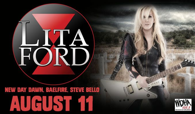 Lita Ford tickets at Starland Ballroom in Sayreville