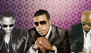 Lover's Night Out - Keith Sweat, Johnny Gill, Joe tickets at Sprint Center in Kansas City