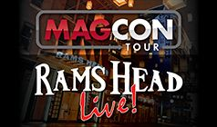 MAGCON tickets at Rams Head Live! in Baltimore