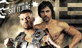 Muay Thai Grand Prix tickets at indigo at The O2 in London