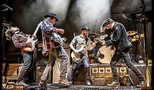 Neil Young + Promise of the Real tickets at The O2 in London