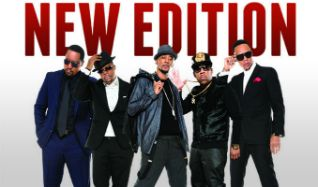 New Edition tickets at Target Center in Minneapolis