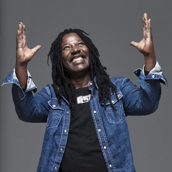 Alpha Blondy will perform at the 2016 Sierra Nevada World Music Festival