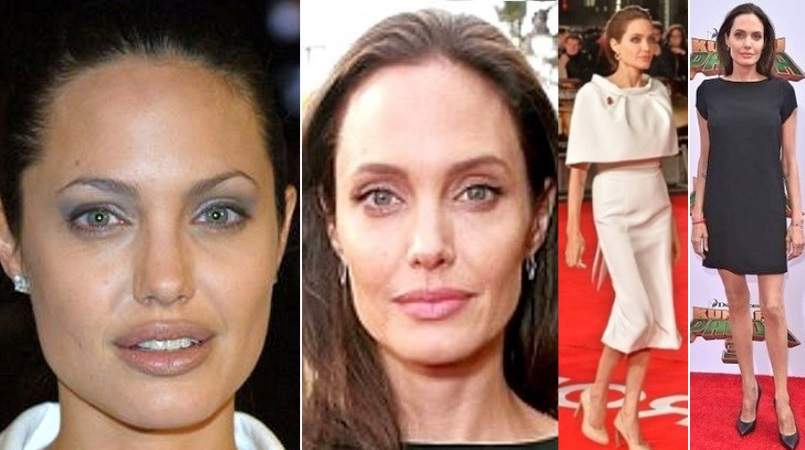 Angelina Jolie Anorexia Rumors And Weight Loss Terrifies
