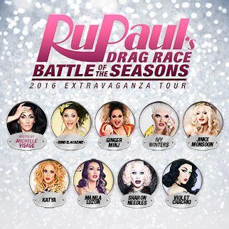 RuPaul's Drag Race: Battle of the Seasons
