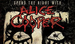 Spend the Night With Alice Cooper tickets at Verizon Theatre at Grand Prairie in Grand Prairie