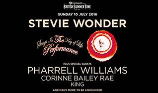 Stevie Wonder: Songs In The Key of Life tickets at Hyde Park in London