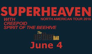Superheaven in The Nether Bar tickets at Mill City Nights in Minneapolis