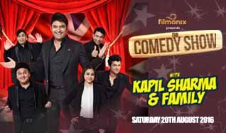 The Comedy Show with Kapil Sharma & Family tickets at The SSE Arena, Wembley in London