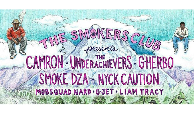 The Smokers Club feat. Cam'ron tickets at The Showbox in Seattle