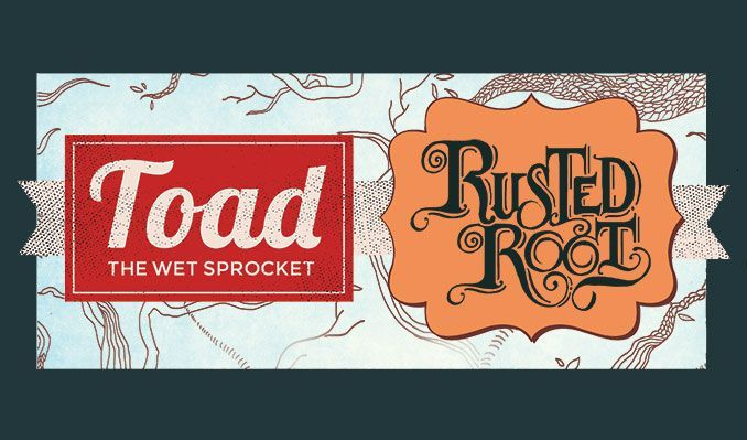 Toad the Wet Sprocket & Rusted Root tickets at Keswick Theatre in Glenside