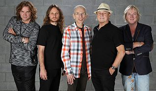 YES tickets at The Mountain Winery in Saratoga
