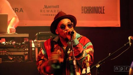 Anderson .Paak announce headlining shows