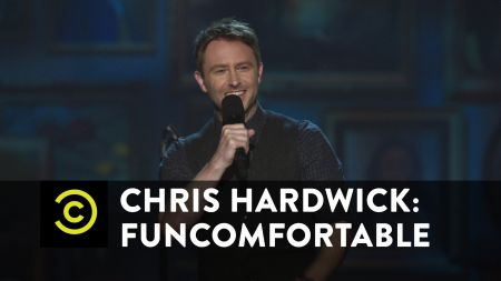Chris Hardwick shares 'Funcomfortable' TV edit for free on 'Nerdist' podcast