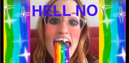 Ingrid Michaelson releases 'Hell No' single and Snapchat-inspired music video