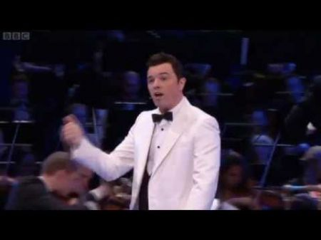 Seth MacFarlane to sing with Boston Pops on their opening night