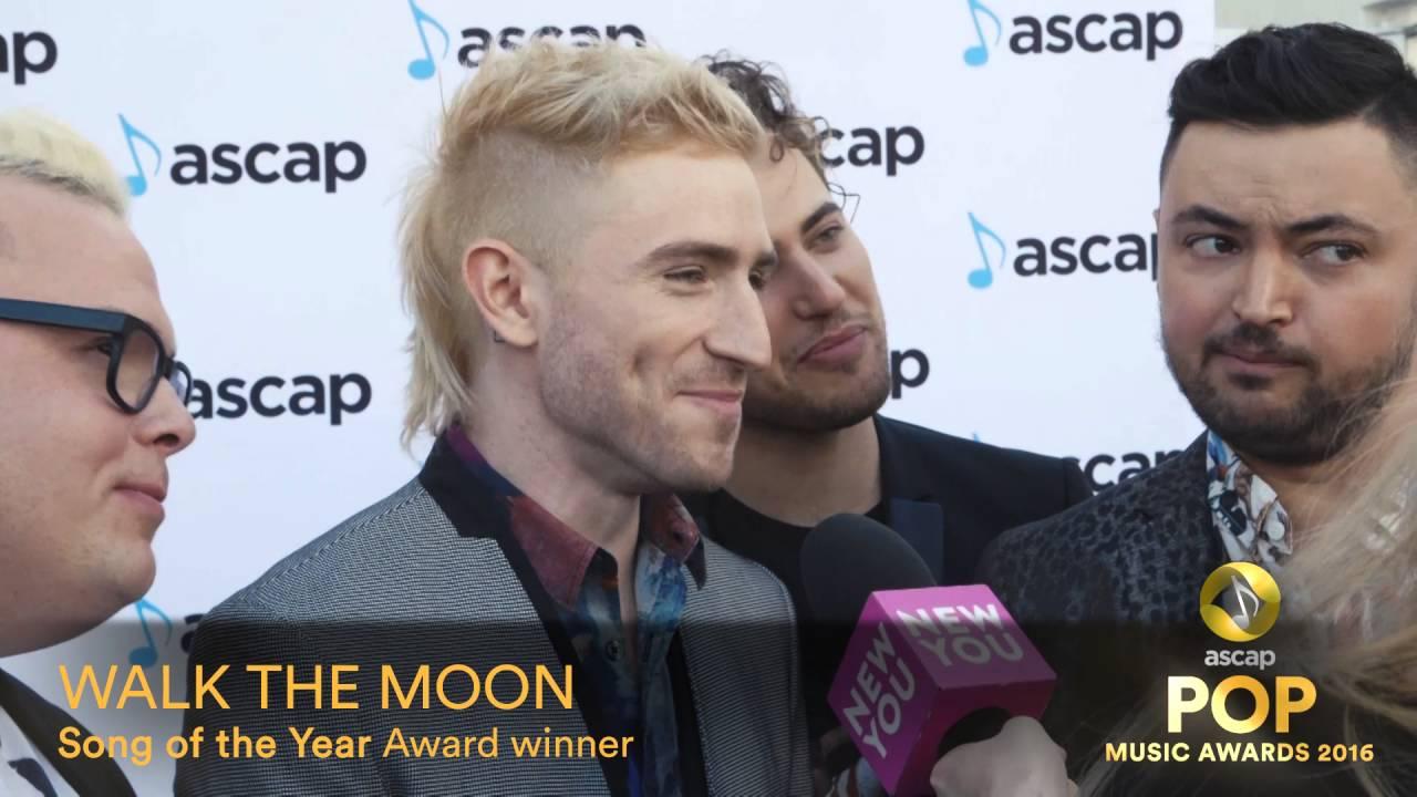 ASCAP Pop Music Awards: Walk The Moon, John Mellencamp among winners