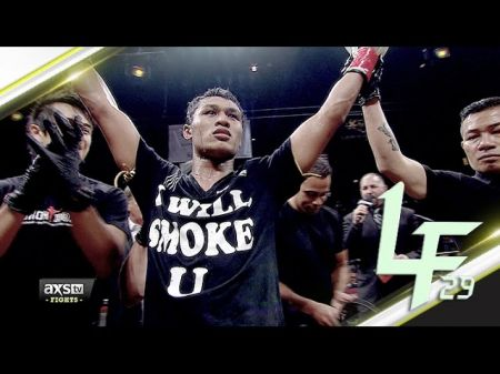 Lion Fight 29 fight card: Jo Nattawut vs. Regian Eersel new main event on AXS TV