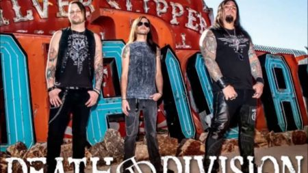 Death Division founder talks new EP, 'Angels of the Black Dawn, Part One'