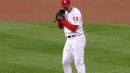Philadelphia Phillies: Starting staff demonstrating limitations