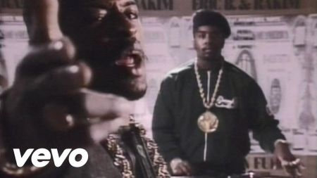 "Tickets still available to see Rakim do ""Paid In Full"" in its entirety in NYC"