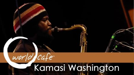 SummerStage presents Kamasi Washington in New York City June 18