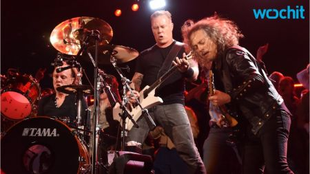 New Metallica album: Lars Ulrich says new album 'will be done this summer'