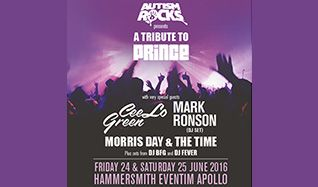 A Tribute to Prince tickets at Eventim Apollo in London