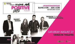 Air1 Positive Hits Tour tickets at Verizon Theatre at Grand Prairie in Grand Prairie
