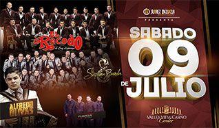 Banda El Recodo tickets at Valley View Casino Center in San Diego