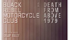 Black Rebel Motorcycle Club + Death From Above 1979 tickets at Showbox SoDo in Seattle
