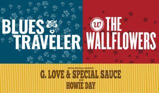 Blues Traveler & The Wallflowers tickets at the Mann in Philadelphia