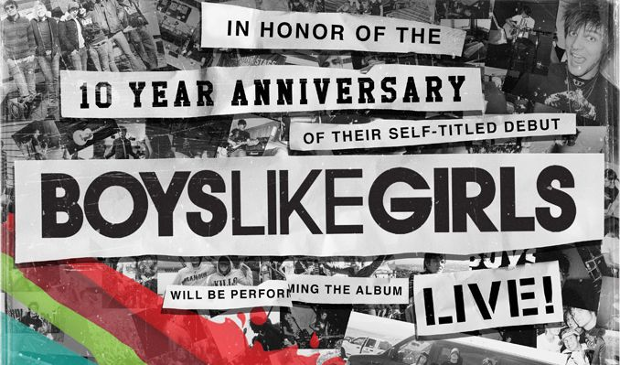 Boys Like Girls tickets at PlayStation Theater in New York