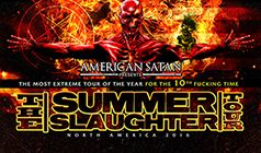 Summer Slaughter Tour 2016 tickets at Rams Head Live! in Baltimore