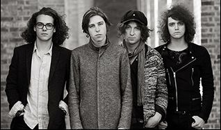 Catfish and the Bottlemen tickets at The SSE Arena, Wembley, London
