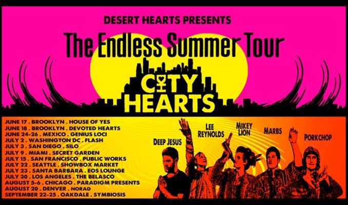 Desert Hearts tickets at The Showbox in Seattle