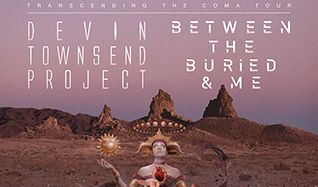 Devin Townsend Project / Between the Buried and Me tickets at The Regency Ballroom in San Francisco