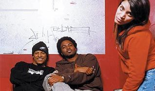 Digable Planets tickets at Gothic Theatre in Englewood