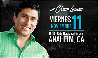 Dr. Cesar Lozano tickets at City National Grove of Anaheim in Anaheim