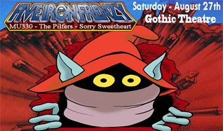 Five Iron Frenzy / MU330 tickets at Gothic Theatre in Englewood