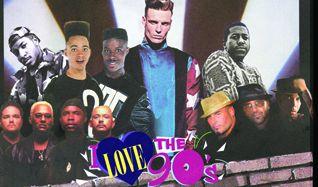 I Love The 90's tickets at Vina Robles Amphitheatre in Paso Robles