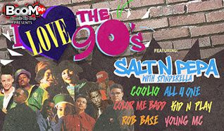 I Love The 90's Tour feat. Salt-N-Pepa with Spinderella tickets at Verizon Theatre at Grand Prairie in Grand Prairie