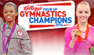 Kellogg's Tour of Gymnastics Champions tickets at Target Center in Minneapolis