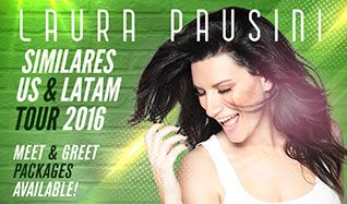 Laura Pausini tickets at Microsoft Theater in Los Angeles