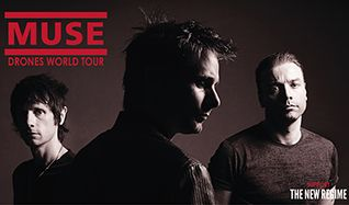 Muse tickets at Ericsson Globe in Stockholm