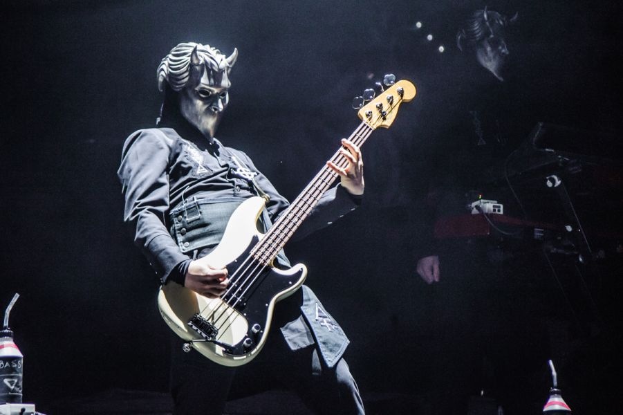 PHOTOS: Ghost's set at 98 Rockfest was completely nuts
