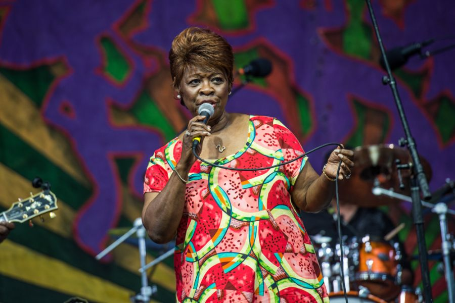 In photos: Allen Toussaint, B.B. King tributes a fitting end to Jazz Fest 2016