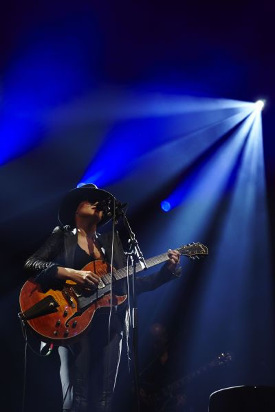 Exclusive interview: 'Melody Gardot: Live at The Olympia Paris'