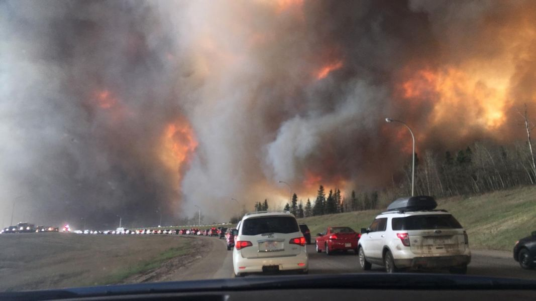 Calgary Flames donate $100,00 to Fort McMurray relief effort